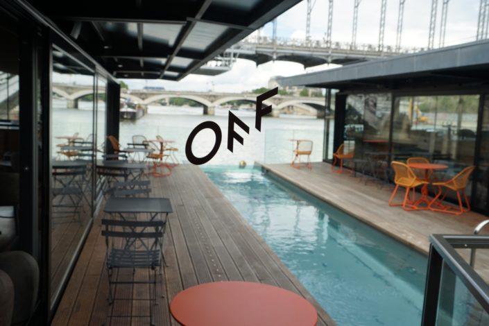 Découverte du nouvel hotel OFF Paris Seine