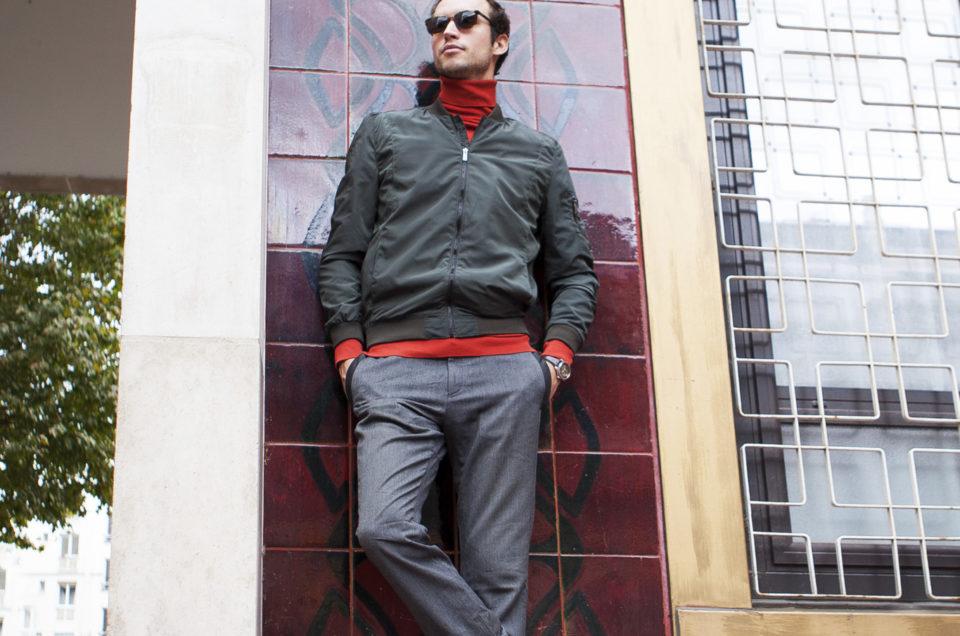 Un look casual chic pour l'Automne !