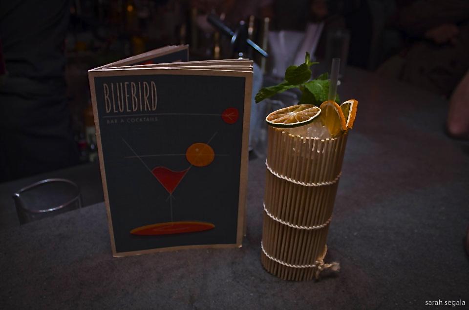 Le Bluebird, bar à cocktails spécialisé dans le gin, prend son envol dans le 11ème