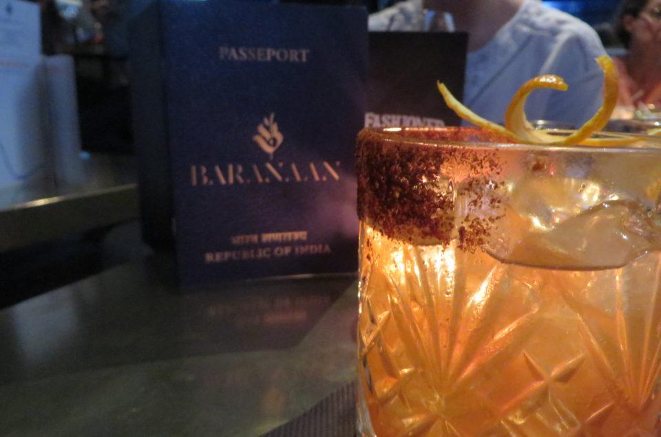 Baranaan Indian Cocktails, dépaysement garanti dans le 10ème arrondissement de Paris